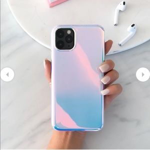 Velvet caviar nebula iPhone 11 Pro phone case